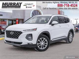 Used 2019 Hyundai Santa Fe 2.4L Essential AWD w-Safety Package for sale in Winnipeg, MB