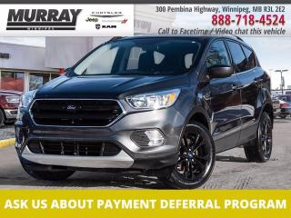 Used 2018 Ford Escape SE 4WD for sale in Winnipeg, MB