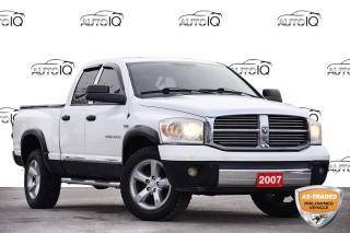 Used 2007 Dodge Ram 1500 Laramie LARAMIE | 4WD | 5.7L V8 | AS-IS for sale in Kitchener, ON