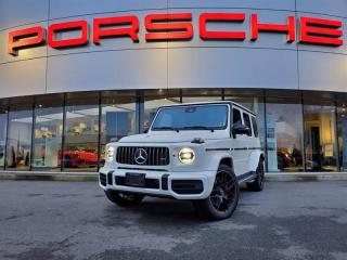 Used 2019 Mercedes-Benz AMG G 63 SUV for sale in Langley City, BC