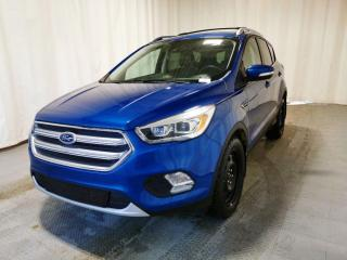 Used 2017 Ford Escape Titanium for sale in Regina, SK