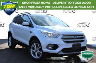 Used 2017 Ford Escape SE FORD CERTIFIED! FINANCE AT 1.9% OAC for sale in Hamilton, ON