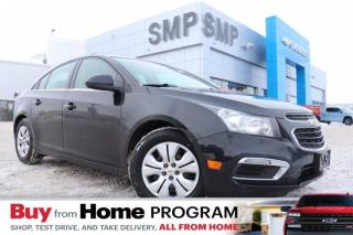 Used 2016 Chevrolet Cruze Limited LT- Remote Start, Bluetooth, Back Up Camera for sale in Saskatoon, SK