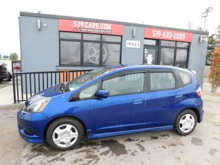 Used 2013 Honda Fit Sport|BLUETOOTH|AC|POWER PACKAGE for sale in St. Thomas, ON