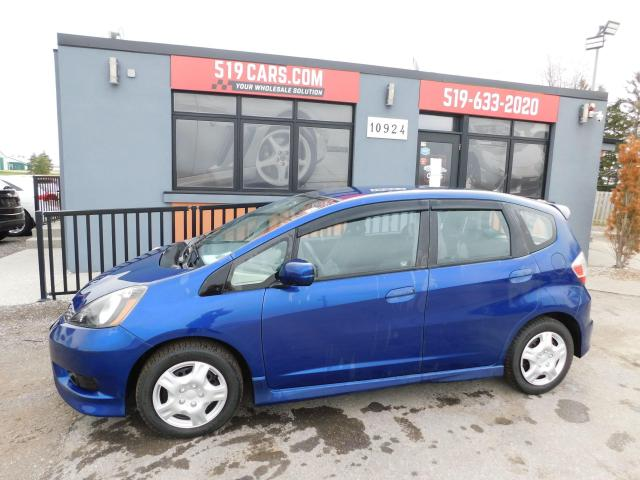2013 Honda Fit Sport|BLUETOOTH|AC|POWER PACKAGE