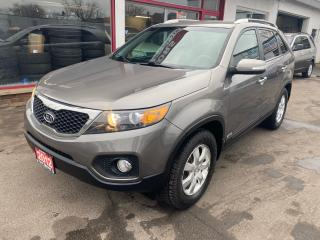 Used 2012 Kia Sorento LX w/3rd Row,AWD for sale in Hamilton, ON