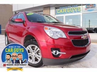 Used 2014 Chevrolet Equinox LT | Heated Seats, Rear View Camera. for sale in Prince Albert, SK