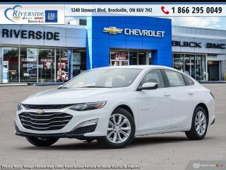 New 2021 Chevrolet Malibu LT for sale in Brockville, ON