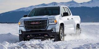 New 2021 GMC Canyon 4WD AT4 w/Cloth for sale in Winnipeg, MB