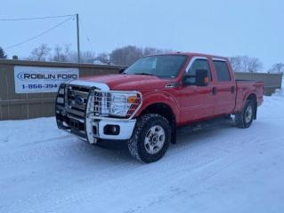 Used 2013 Ford F-250 Super Duty SRW XLT for sale in Roblin, MB
