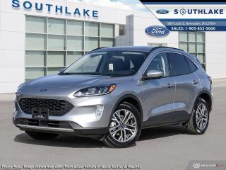 New 2021 Ford Escape SEL Hybrid for sale in Newmarket, ON