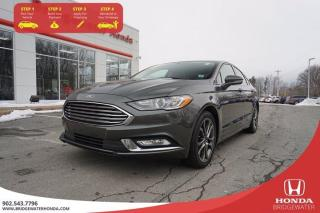 Used 2017 Ford Fusion SE for sale in Bridgewater, NS