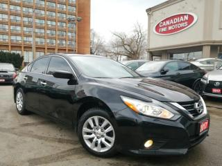 Used 2017 Nissan Altima BLUE TOOTH   BACK UP CAM   4 NEW SNOW TIRES*   for sale in Scarborough, ON