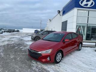 Used 2020 Hyundai Elantra Essential IVT for sale in Matane, QC