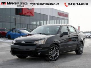 Used 2011 Ford Focus SES  - Bluetooth -  SYNC - Low Mileage for sale in Kanata, ON