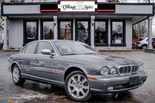 Used 2004 Jaguar XJ Vanden Plas for sale in Ancaster, ON