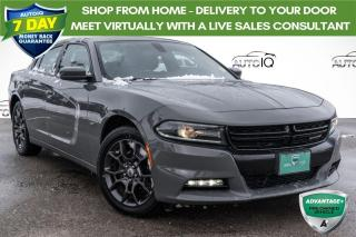 Used 2018 Dodge Charger GT ALL WHEEL DRIVE!! COMES WITH EXTRA SET OF TIRES AND RIMS! for sale in Barrie, ON