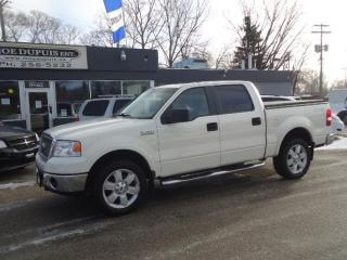 Used 2008 Ford F-150 Lariat for sale in Winnipeg, MB