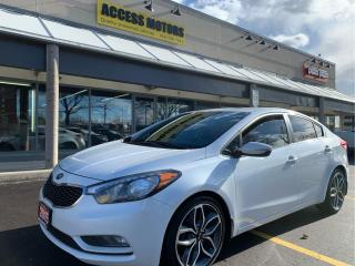 Used 2015 Kia Forte 4DR SDN AUTO SX for sale in North York, ON