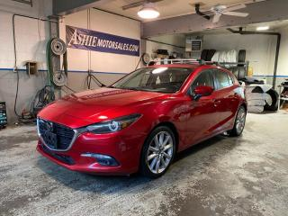 Used 2017 Mazda MAZDA3 for sale in Kingston, ON