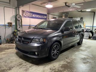 Used 2017 Dodge Grand Caravan 4DR WGN GT for sale in Kingston, ON