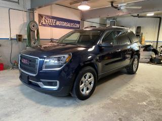 Used 2015 GMC Acadia AWD 4DR SLE2 for sale in Kingston, ON