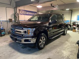 Used 2018 Ford F-150 for sale in Kingston, ON