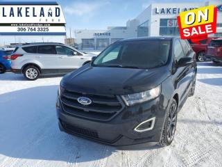 Used 2015 Ford Edge Sport  - Leather Seats -  Bluetooth - $191 B/W for sale in Prince Albert, SK