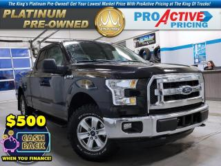 Used 2015 Ford F-150 for sale in Kindersley, SK