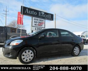 Used 2010 Toyota Yaris for sale in Winnipeg, MB