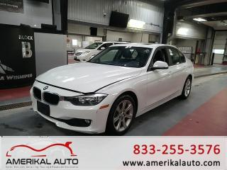 Used 2012 BMW 3 Series 320i for sale in Winnipeg, MB