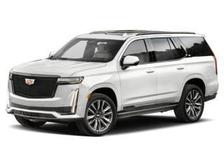 New 2021 Cadillac Escalade Premium Luxury Platinum for sale in Weyburn, SK