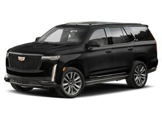 New 2021 Cadillac Escalade Premium Luxury for sale in Weyburn, SK