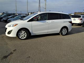 Used 2015 Mazda MAZDA5 AUTO 6PASSENGER 4CYL GAS SAVER SAFETY NO ACCIDENT for sale in Oakville, ON