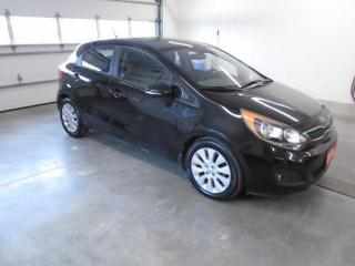 Used 2013 Kia Rio5 EX w SUNROOF for sale in Owen Sound, ON