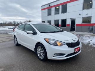Used 2015 Kia Forte LX+ for sale in Tillsonburg, ON