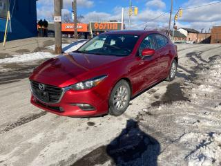 Used 2017 Mazda MAZDA3 GS/CAM/NAVIGATION/1OWNER/EXTRARIMSTIRES/CERTIFIED for sale in Toronto, ON