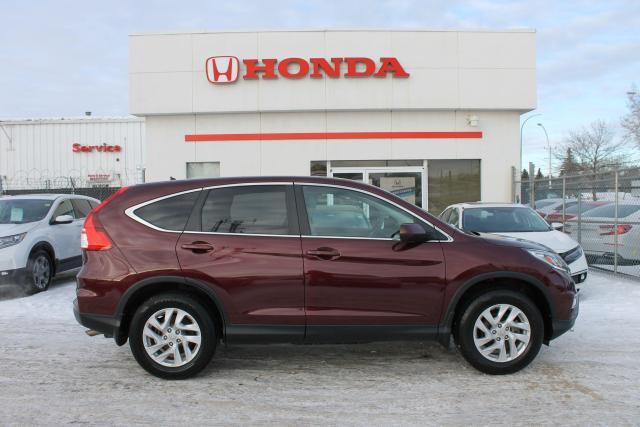 2016 Honda CR-V SE AWD CERTIFIED