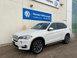 Used 2017 BMW X5 xDrive35i - PREMIUM / HTD SEATS / PANO ROOF / NAVI for sale in Edmonton, AB