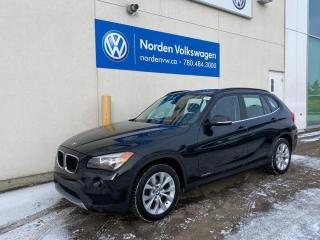 Used 2014 BMW X1 xDrive28i AWD - HTD SEATS / PANO / BLUETOOTH for sale in Edmonton, AB