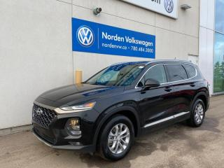 Used 2019 Hyundai Santa Fe ADAPTIVE CRUISE / SAFETY PKG / HTD SEATS for sale in Edmonton, AB