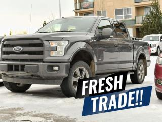 Used 2017 Ford F-150 Lariat for sale in Red Deer, AB