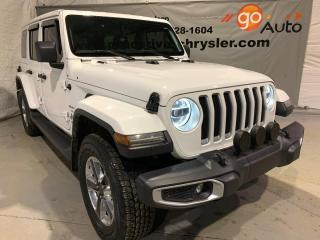 Used 2018 Jeep Wrangler Unlimited Sahara for sale in Peace River, AB