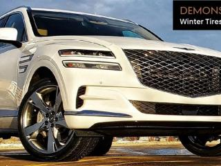 New 2021 Genesis GV80 3.5T Advanced AWD for sale in Edmonton, AB