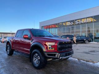 Used 2017 Ford F-150 RAPTOR, ECO-BOOST, 4X4, 4WD for sale in Edmonton, AB