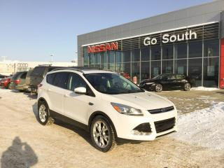 Used 2016 Ford Escape 2.0L, TITANIUM, 4X4, 4WD, LEATHER for sale in Edmonton, AB