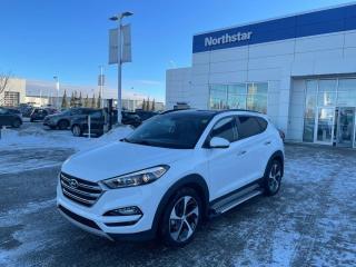 Used 2017 Hyundai Tucson SE AWD/TURBO/LEATHER/PANOROOF/HEATEDSEATSANDSTEERING for sale in Edmonton, AB