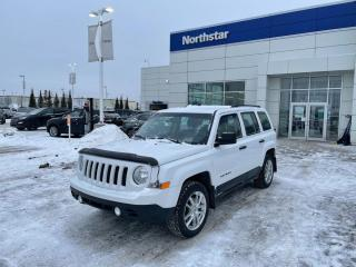 Used 2015 Jeep Patriot HIGHALTITUDE4X4/LEATHER/SUNROOF/HEATEDSEATS for sale in Edmonton, AB
