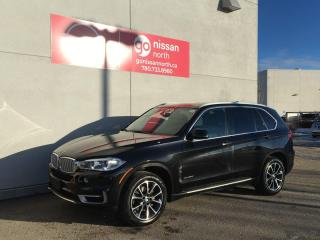 Used 2017 BMW X5 xDrive35d / Fully Loaded / Diesel / Heated Seats / Mint for sale in Edmonton, AB