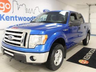 Used 2011 Ford F-150 XLT | 4x4 | 5.0L V* | Trailer Tow & Brake controller | One Owner | No Accidents for sale in Edmonton, AB